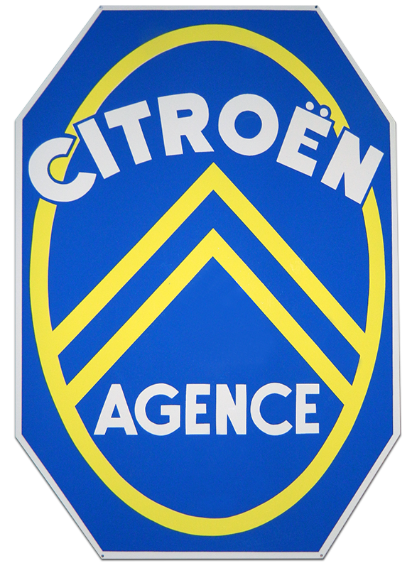 Citroën Agency Sign