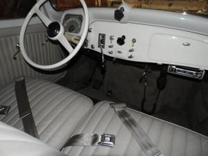1953 TAV GR interior